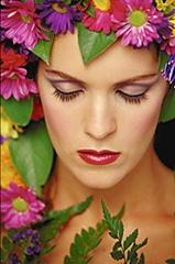beauty airbrush makeup